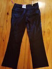 Girls IZOD School Navy pants size 16.5 Plus NWT Uniform skinny boot