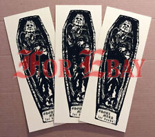 """Dark Shadows """"Ghoul Mark"""" 3 bookmarkers from Ds Fan Kit Rp"""