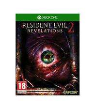 Pal version Microsoft Xbox One Resident Evil Revelations 2