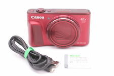Canon PowerShot SX720 HS 20.3MP Digital Camera - Red