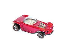 1968 Hot Wheels Redline Beatnik Bandit RARE CREAMY PINK! VERY PRETTY DISPLAY!