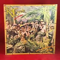 KID CREOLE & THE COCONUTS Off The Coast Of Me  UK vinyl LP EXCELLENT CONDITION