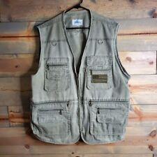 "Blue Stone ""Safety Products"" mens utility vest, sz XXL"