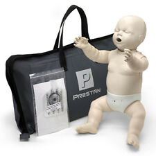 Prestan Professional Training Manikin Infant  with CPR Monitor inc 10 Lung Bag
