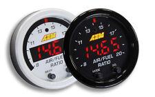 AEM X-Series Wideband UEGO AFR Sensor Controller Gauge # 30-0300 AEM Wideband