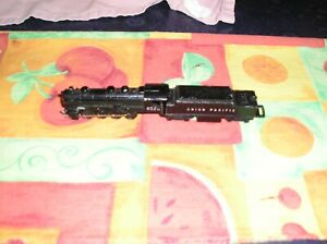 Lone Star Union Percific Loco Treble O Lectric / N Gauge Spare Or Repair