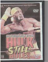 WWE - Hollywood Hulk Hogan: Hulk Still Rules (DVD, 2002, 2-Disc Set) {2329}
