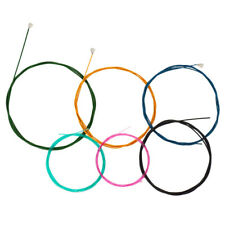 Rainbow Nylon Classical Guitar Strings Set For 6 Strings Guitar Replacement