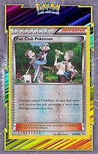 Fan Club Pokemon Reverse - XY02:Etincelles - 94/106 - Carte Neuve Française