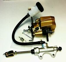 Eton 812110 814552 e-ton Vector 250 Rear Brake Caliper & 812106 Master Cylinder
