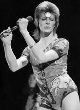 David Bowie ‏ 10x 8 UNSIGNED photograph - P216 - Ziggy Stardust