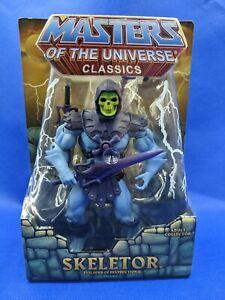 Masters of the Universe Classics MOTUC Skeletor New in Box