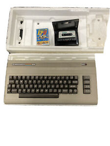 commodore c64 computer And 2 Games