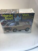 """1978 1/25 """"SCALE HARDY BOY'S VAN"""" MODEL KIT BY REVELL /FACTORY SEALED"""