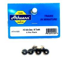 Athearn HO Idler Gear 16 Tooth (6) Ath41020