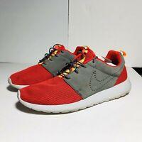 Nike Men's Roshe One Red/Grey Sz 8.5 511881-608 Running Shoe