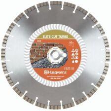 Husqvarna Elite Cut 14-inch Turbo Masonary Saw Diamond Blade
