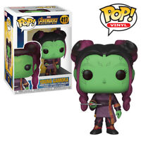 Young Gamora Official Marvel Avengers Infinity War Thanos Funko Pop Vinyl Figure