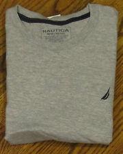 NAUTICA WOMENS CREW NECK T-SHIRT SIZE M(10/12) MSRP $29.50
