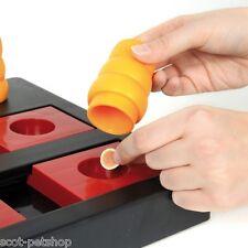 Attività CANI CANE Formazione di scacchi DOG trattare Dispenser di livello 3