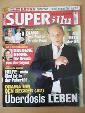 SUPER ILLU 36 - 30.8. 2007 Drama um Ben Becker Matt Damon Leibwächter von Elvis