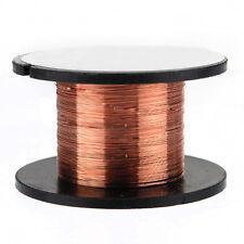 1Stk 15m 0.1MM Kupfer Loeten Solder Emaillierte Reel Drahtrolle anschliessen GY
