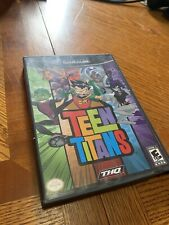 Teen Titans (Nintendo GameCube, 2006).  Complete and Tested!