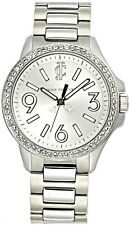 Juicy Couture  - Ladies Jetsetter Stainless Steel Watch - 1900958
