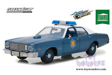 Smokey and The Bandit Plymouth Fury Police Greenlight 19044 1 18 Scale