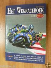 HET WEGRACEBOEK 2004-2005,MOTO GP,COVER ROSSISBK,MONDIAL HISTORY