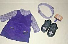 The Amazing Ally Interactive playmates doll Jumper Hairband & Shoes