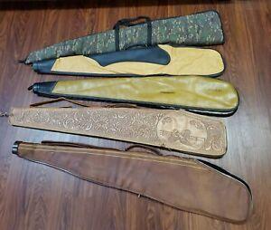 Black Sheep Apache Sears Kolpin Rifle Shotgun Cases 4 Total