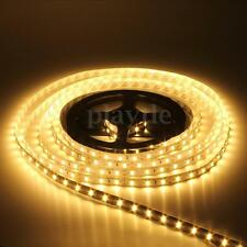 Flexible 5M 5630 SMD 300LED Strip Lights Lamp Super Bright Warm White DC 12V