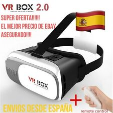 Gafas De Realidad Virtual VR BOX 2.0 + Mando Bluetooth IPHONE ANDROID