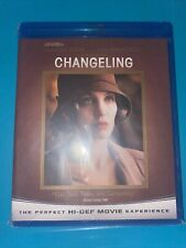 Changeling Blu-ray Angelina Jolie - (BRAND NEW!!! SEALED)