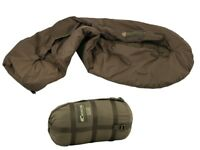 Carinthia Schlafsack Defence 1 Top 200 oliv Large Camping Zelten Campen Outdoor