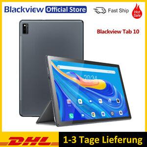 """Blackview Tab10 Android 11 Tablet 4GB RAM 64GB ROM 7480mAh 10,1"""" Dual SIM 4G LTE"""