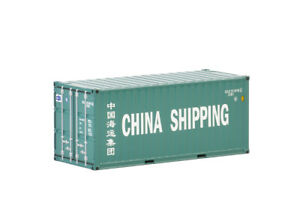 1//20 Diecast Freight Container Pink Model Ocean Network Express Gift Kids Toys