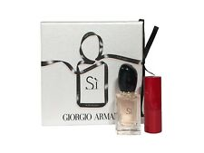 Mini Gift Set Woman Giorgio Armani Code Si 7ml EDP & Lipstick Rouge Ecstasy 1.5m
