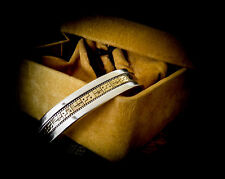 Roderick Tenorio Sterling Siver and Gold-Filled Bracelet