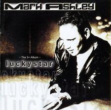 MARK ASHLEY : LUCKYSTAR  CD LUCKY STAR 2005 THE 3RD ALBUM