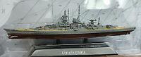 Gneisenau Battleship Corazzata 1930 - Scala 1:1250 Die Cast - DeAgostini