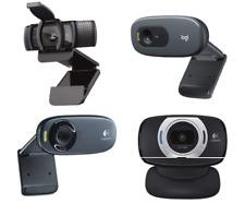 🔥 BRAND NEW Choose: Logitech C270 C310 C615 C920 or C920s Privacy Pro HD Webcam