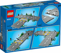 New! 60304 LEGO City Road Plates Accessory Set includes 112 Pieces Age 5 Years+