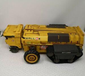 Thinkway Toys WALL-E Buy-N-Large Refuse Talking Truck + Sound Disney Pixar