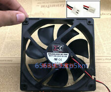 PY-1225L12S 12V 0.18A 12025 12CM 120x120x25mm 2-Pin Cooling Fan BRUSHLESS DC FAN