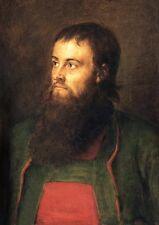 Andreas Hofer Portrait von  Defregger K&K Faksimile auf Büttenpapier 63