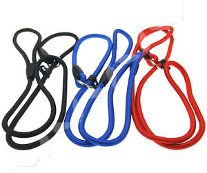 Strong Roper Lead/Leash Slip Dog Choker Head Collar Training Stop Pulling