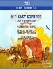 BIG EASY EXPRESS NEW BLU-RAY/DVD