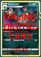 Digital Card Lapras VMAX 50//202 Pokemon TCG Online